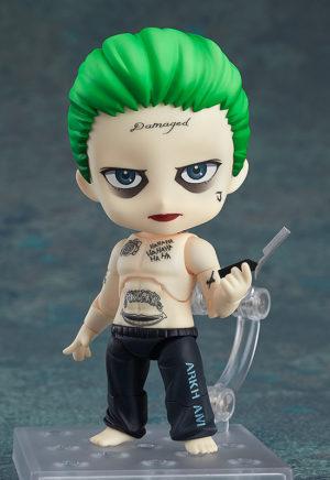 Nendoroid 671. Joker: Suicide Edition Suicide Squad / Отряд самоубийц Джокер