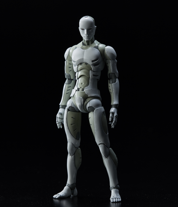 TOA Heavy Industries Synthetic Human (3rd Production Run Ver. ) [1000Toys]