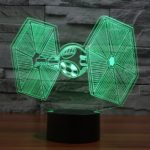 LED lamp Star Wars 1