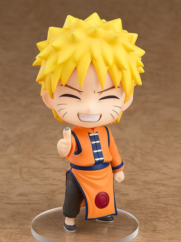 Nendoroid 872. Naruto Uzumaki: NARUTO Animation