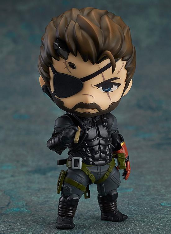 Nendoroid 565. Venom Snake: Sneaking Suit Ver. Metal Gear Solid V: The Phantom Pain