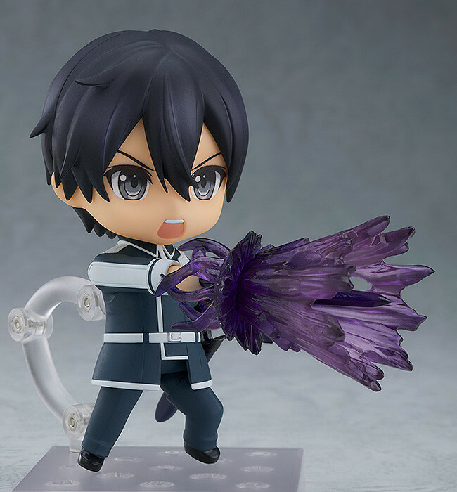 Kirito: Elite Swordsman Ver. - Sword Art Online: Alicization - Nendoroid 1138