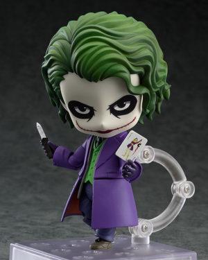 Nendoroid 566. The Joker: Villain's Edition. Joker Nendoroid фигурка