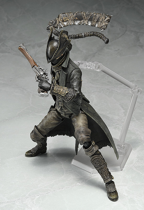 Figma 367. Hunter - Bloodborne