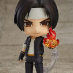 Nendoroid 683. Kyo Kusanagi: CLASSIC Ver. THE KING OF FIGHTERS XIV