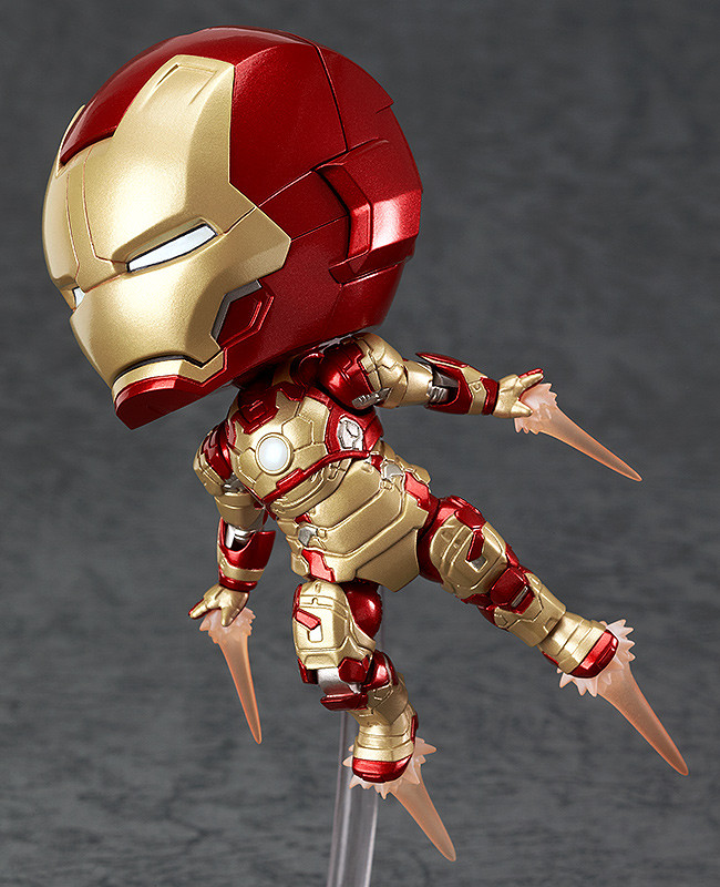 Nendoroid 349. Iron Man Mark 42: Hero's Edition + Hall of Armor Set / Железный человек Марк 42