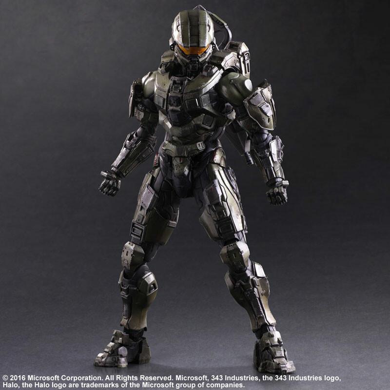 Halo 5: Guardians: Master Chief [Play Arts Kai]