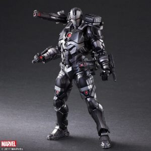 War Machine (Iron Man) - Marvel Comics [Play Arts Kai]