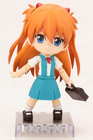 Cu-poche - Rebuild of Evangelion: Asuka Langley Shikinami Posable Figure [Nendoroid]