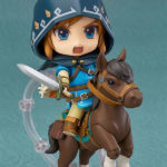 Nendoroid 733DX. Link The Legend of Zelda Breath of the Wild Ver