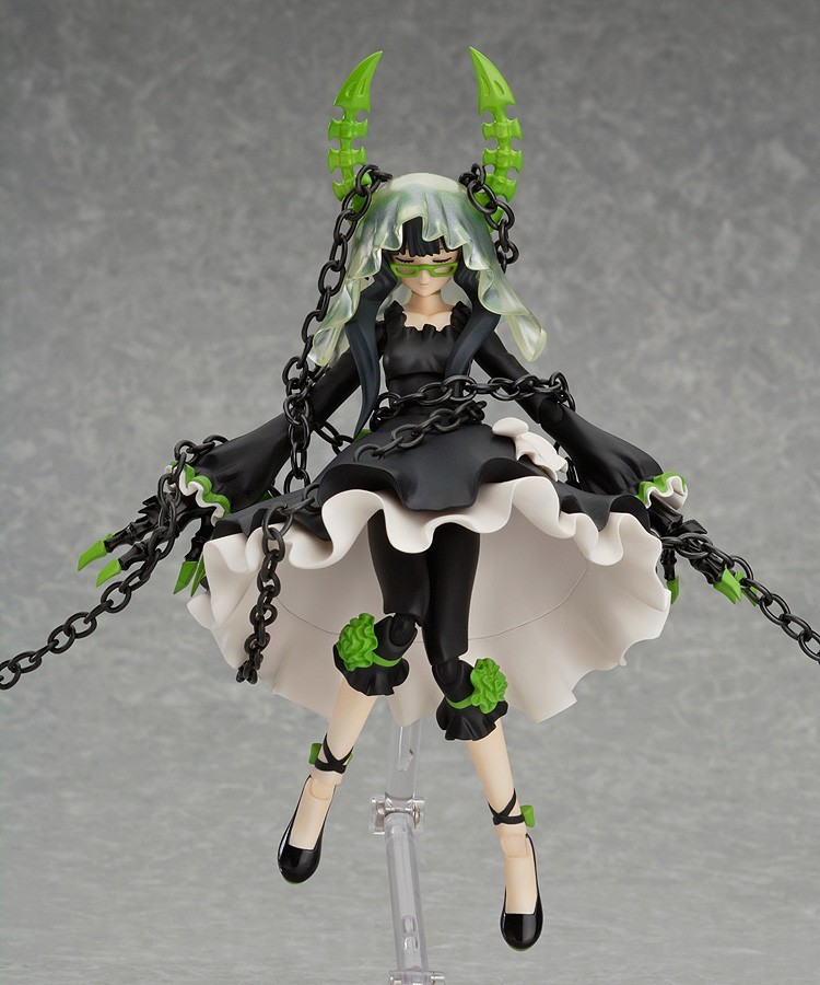 Figma 172. Dead Master: TV ANIMATION ver. [Black Rock Shooter]