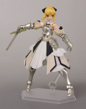 Figma SP-004 Saber Fate/stay night