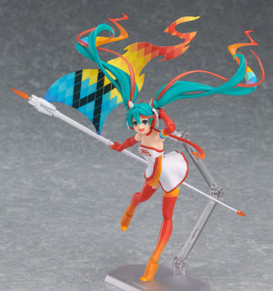 Figma SP-078. Racing Miku 2016 ver. Vocaloid