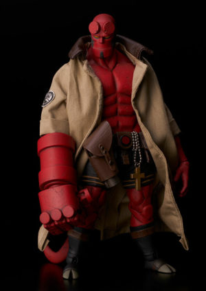 Hellboy Action Figure - 1000toys [1/12 Complete Figure]