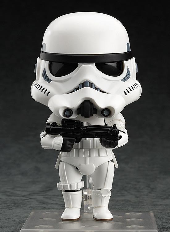 Nendoroid 501. Stormtrooper / Звездные воины - штурмовик фигурка