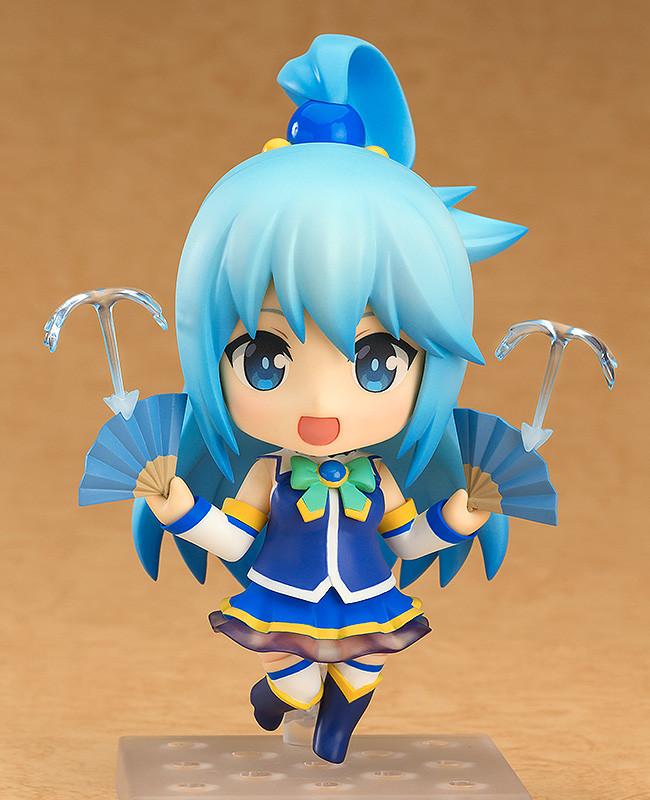 Nendoroid 630. Aqua Konosuba (Нендороид фигурка Аква)
