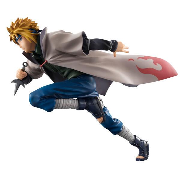Naruto Shippuuden - Namikaze Minato 1/8 Complete Figure