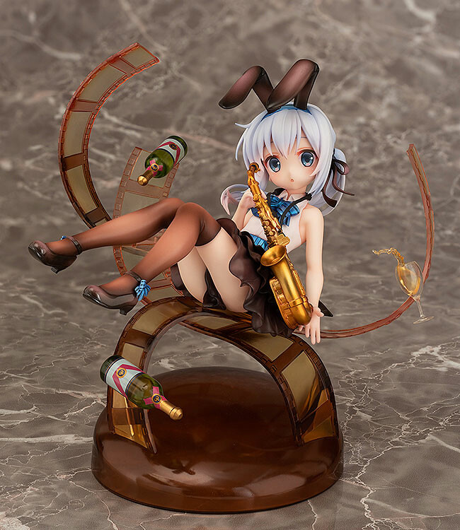 Chino Jazz style [Is the order a rabbit??] [1/8 Complete Figure]