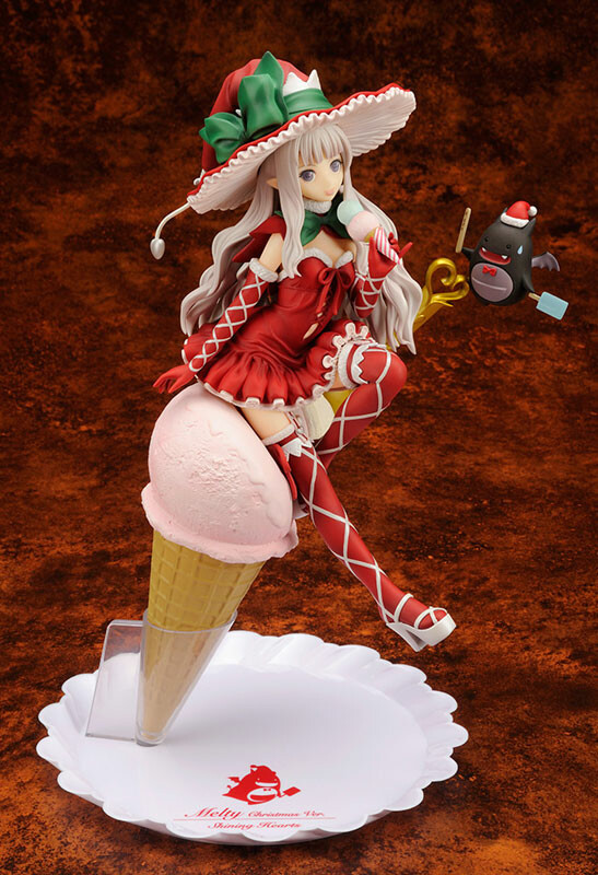 Melty Christmas Ver. - Shining Hearts [1/8 Complete Figure]