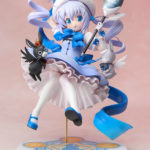 Magical Girl Chino – Is the order a Magical Girl? (Is the order a rabbit?) [1/7 Complete Figure] 1