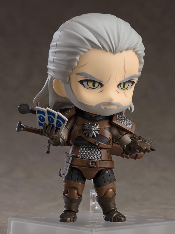Nendoroid 907. Geralt - The Witcher 3: Wild Hunt