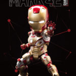 MARVEL IRON MAN 3 MARK 42 - [EGG ATTACK EAA-036]