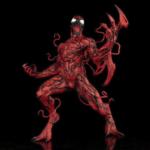 Venom Carnage (Кровавый Веном) фигурка Complete figure 1