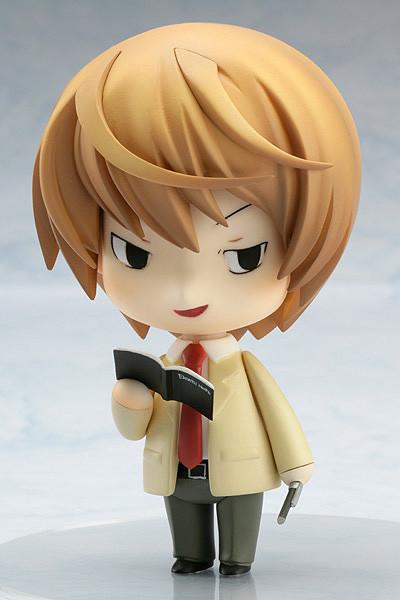 Nendoroid 012. Death Note Light Yagami / Тетрадь смерти фигурка Ягами Лайт