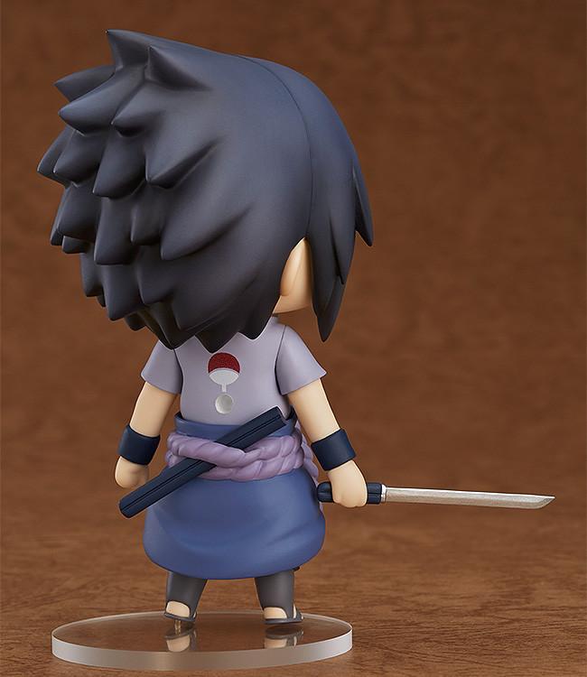 Nendoroid 707. Sasuke Uchiha / Наруто Нендороид фигурка Саске Учиха