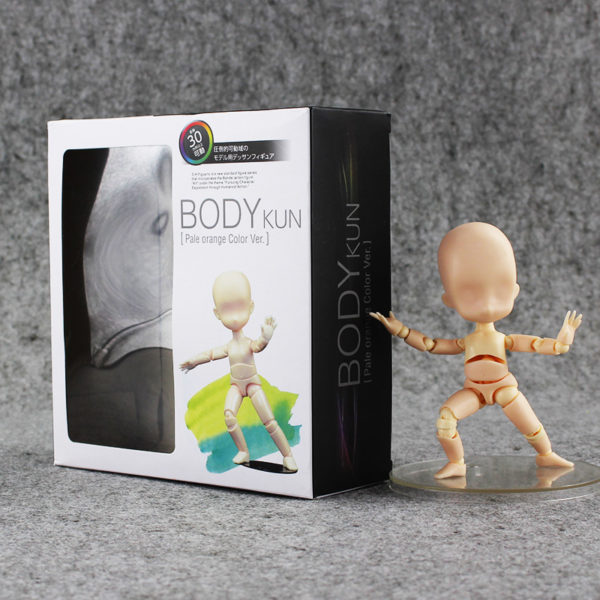 Body-Kun - Chibi. Original - Doll For Artists