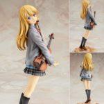 Your Lie in April Miyazono Kaori 1/7 Scale Painted PVC Action Figure / Твоя апрельская ложь аниме фигурка 2