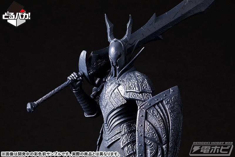 Dark Souls Sculpt Collection Vol.3 - Dark Souls - Kuro Kishi