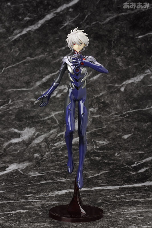 Nagisa Kaworu Complete Figure: Evangelion: 2.0 You Can