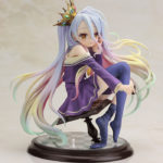No Game No Life Shiro 1/7 Scale Boxed PVC / аниме фигурка Сиро 7