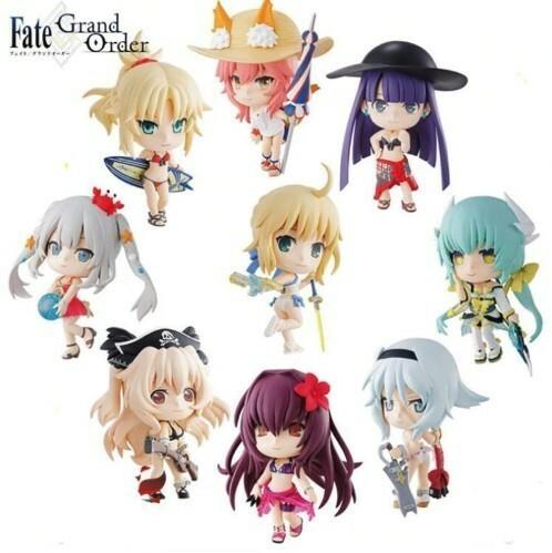 Fate Banpresto collection [Nendoroid style]