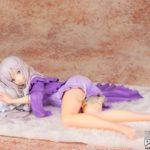Re:Zero kara Hajimeru Isekai Seikatsu – Emilia – Puck [1/7 Complete Figure] 1