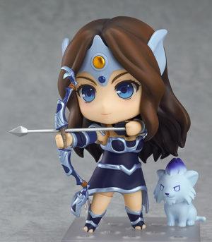 Nendoroid 614. Mirana (Dota 2 фигурка Мирана)