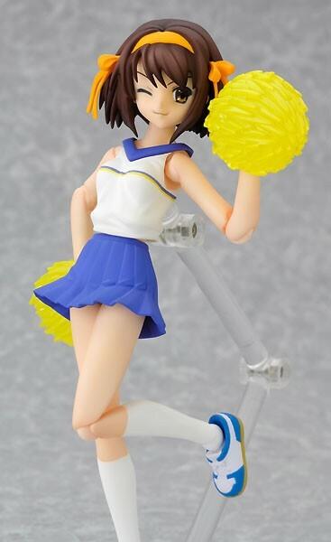 Figma 032. Haruhi Suzumiya: Cheerleader ver.