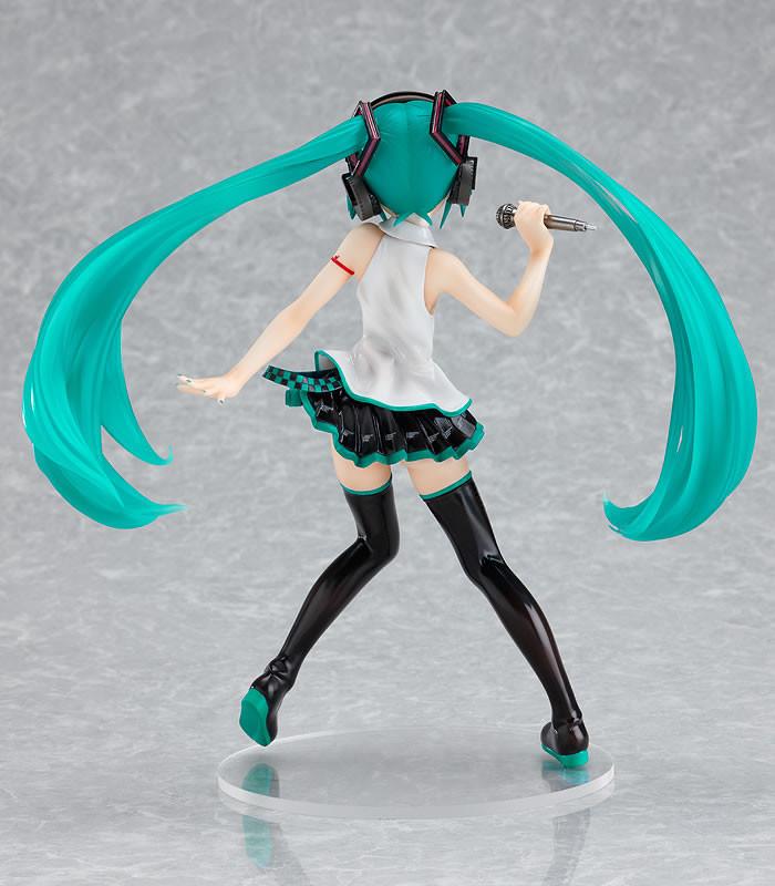 Hatsune Miku: Lat-type Ver. Complete Figure Vocaloid