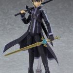Figma 289. Kirito: ALO ver. Sword Art Online / Мастера меча онлайн аниме фигурка Кирито