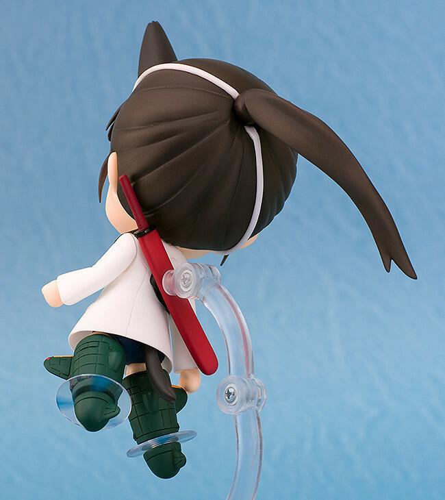 Sakamoto Mio - Strike Witches - Nendoroid 687
