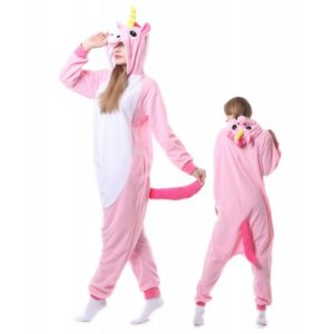 Кигуруми - Розовый Единорог