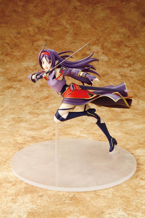 Sword Art Online II - Mothers Rosario (Yuuki) 1/7 Complete figure / Мастера Меча Онлайн фигурка Юки