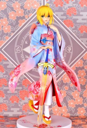 Fate/stay night - Saber Haregi ver. [Unlimited Blade Works] [1/7 Complete Figure]