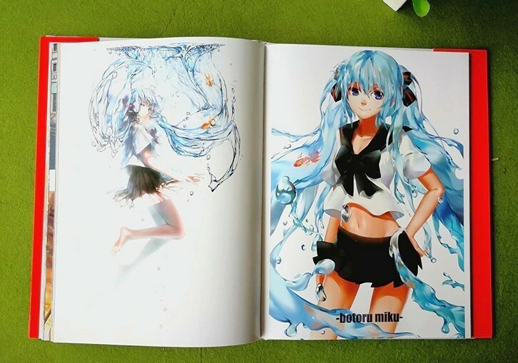 Vocaloid - ArtBook Limited edition