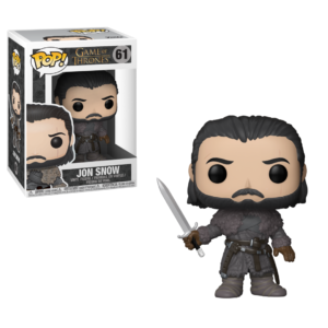 Jon Snow - Game of Thrones Funko POP / Джон Сноу - Фанко ПОП Игра Престолов