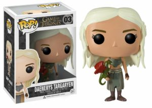 Daenerys Targaryen - Game of Thrones Funko POP / Дейенерис Таргариен - Фанко ПОП Игра Престолов