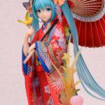 Hatsune Miku -Hanairogoromo- Vocaloid [1/8 Complete Figure] 1