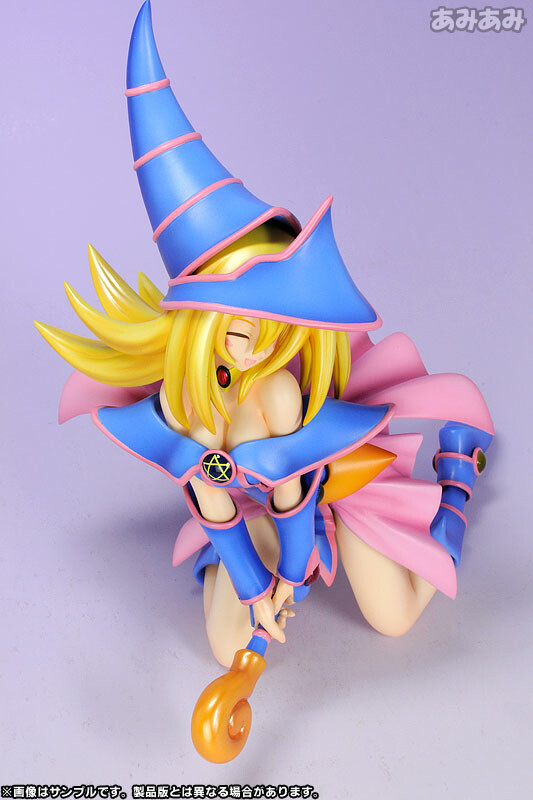 Dark Magician Girl [Yu-Gi-Oh! Duel Monsters] [1/7 Complete Figure] 14