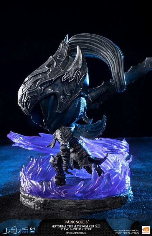 Artorias the Abysswalker SD 8 Inch [Dark Souls]